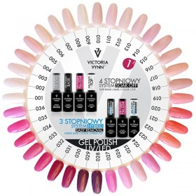 VICTORIA VYNN GEL POLISH COLOR 8ML