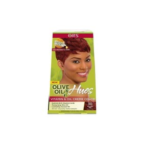 HUES VITAMIN & OIL HAIR COLOR RAGING RED