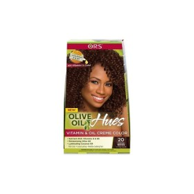 HUES VITAMIN & OIL HAIR COLOR COCOA BROWN