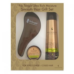 NO TANGLE ULTRA RICH MOISTURE SMOOTH GIFT SET