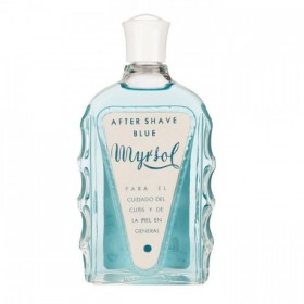 MYRSOL AFTER SHAVE BLUE 180ML.