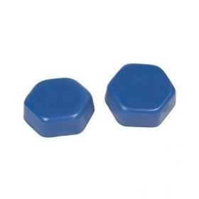Cera Baja Fusión Azul Maximum Depil-OK 1 kg.