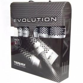 TERMIX MALETIN 5 CEPILLOS EVOLUTION PLUS