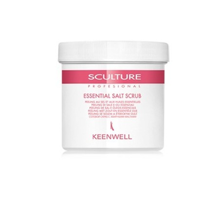 ESSENTIAL SALT SCRUB 500 ML.