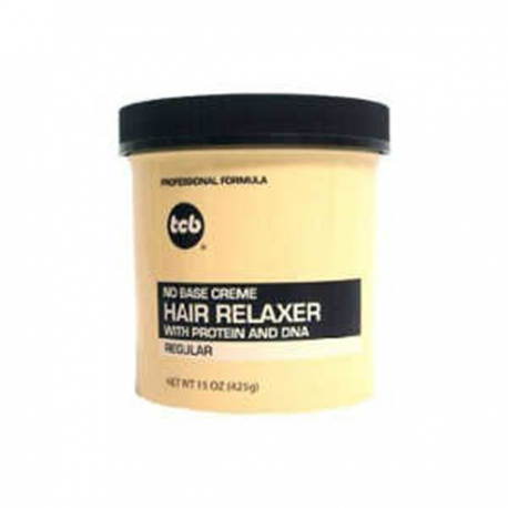 HAIR RELAXER WITH PROTEIN AND DNA REGULAR 425GR