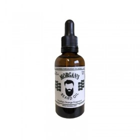MORGAN'S BRAZILIAN ORANGE BEARD OIL 50ML