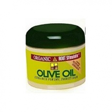 OLIVE OIL CREME HAIR DRESS EXTRA RICH FOR DRY 227GR