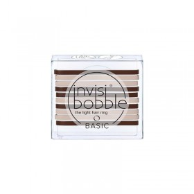 COLETERO INVISIBOBBLE BASIC MOCCA & CREAM