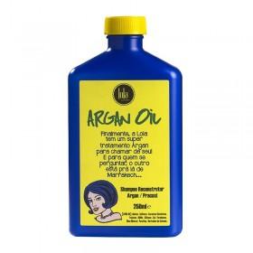 ARGAN OIL - SHAMPOO RECONSTRUTOR  ARGAN/PRACAXI  250ML