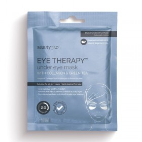 BEAUTY PRO EYE THERAPY COLLAGEN UNDER EYE MASK WITH GREEN TEA EXTRACT 3X3,5G