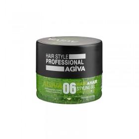 AGIVA HAIR GEL 200ML 06 ULTRA STRONG WET