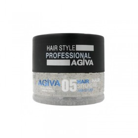 AGIVA HAIR GEL 200ML 05 TRANSPARANT
