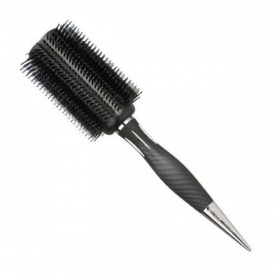 100MM, 28 ROW NYLON BLACK BRISTLE RADIAL (KSXL)