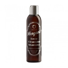 MORGAN'S DEEP CLEANSING SHAMPOO 250ML