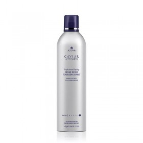 CAVIAR PROFESSIONAL STYLING HIGH HOLD FINISHING SPRAY - BACK BAR 340G