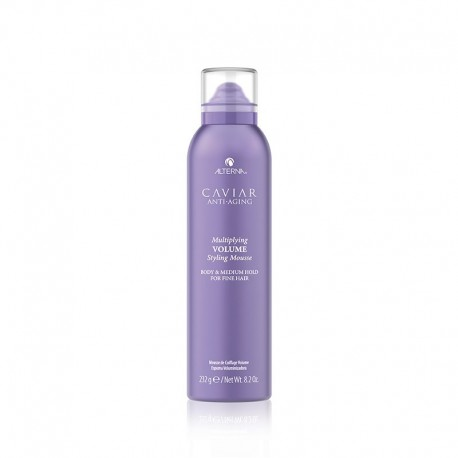 CAVIAR MULTIPLYING VOLUME STYLING MOUSSE  232G