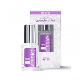 ESSIE TOP COAT ETUI SPEED SETTER GE