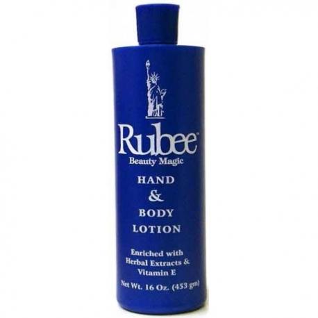 RUBEE  HAND & BODY LOTION 500ML