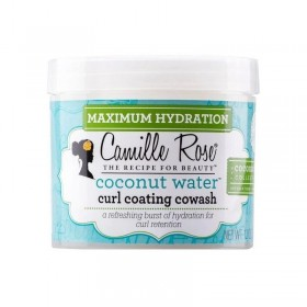 CAMILLE ROSE COCONUT WATER CURL COATING COWASH 354ML 12OZ