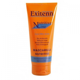 MASCARILLA NUTRITIVE SIN ACLARADO 200ML.