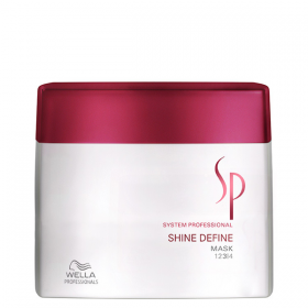 SHINE DEFINE MASCARILLA 400 ML.