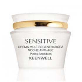 SENSITIVE ANTI-AGEING MULTIREGENERATIVE NIGHT CREAM 50 ML