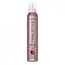 FINALSTYLE COLOUR MOUSSE BRUNETTE MARRON 320 ML