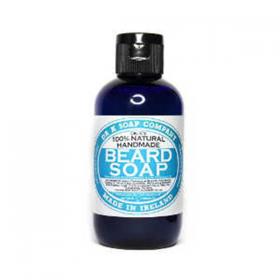 Dr K Soap Barber Beard Soap Lime Essential Oil 250ml