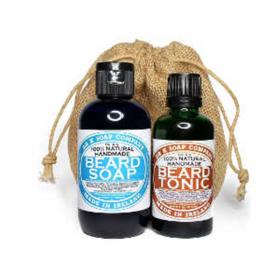Dr K Soap Beard Bag (Tonic 50ml, Soap 100ml)