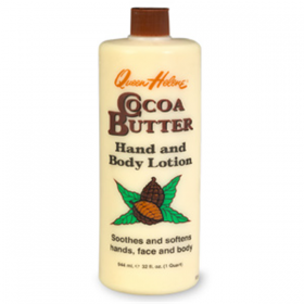 COCOA BUTTER HAND + BODY LOTION 454 GR