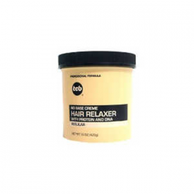 HAIR RELAXER WITH PROTEIN AND DNA REGULAR 212GR