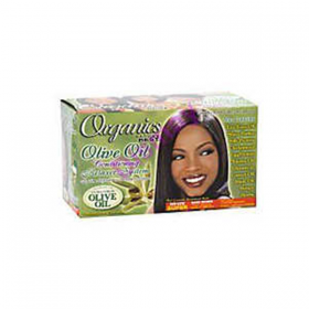 ORGANICS CONDITIONING RELAXER SYSTEM SUPER 2 APPLICATION