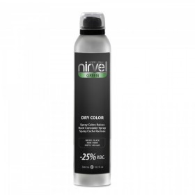 CUBRE RAICES NEGRO 300ml