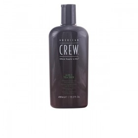 CREW 3 IN 1 TEA TREE 450ML