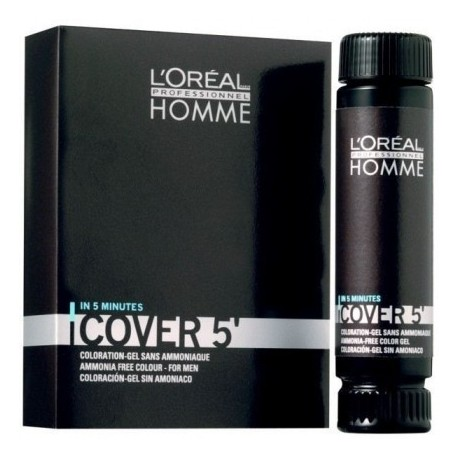 ESTUCHE HOMME COVER5 X3-3 50ML