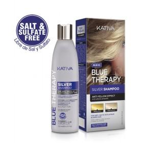 KATIVA BLUE THERAPY SHAMPOO 250ML