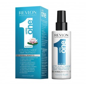 UNIQ ONE  ALL IN ONE FLOR DE LOTO 150 ML.